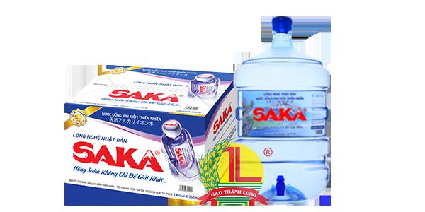 Mua nước Saka ở đâu giá tốt?